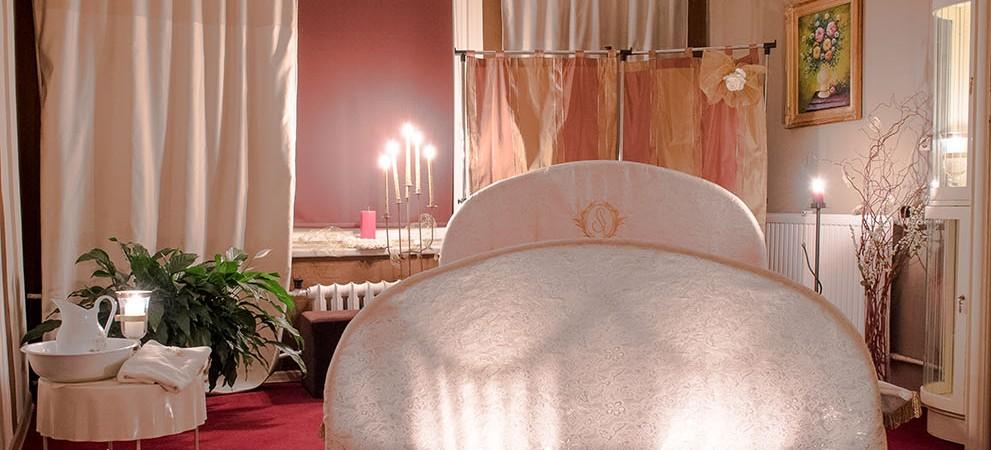 pokój dla nowożeńców